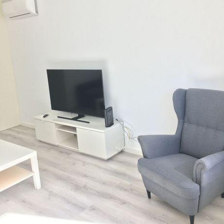 Apartamento T1 novo mobilado e com cozinha totalmente equipada