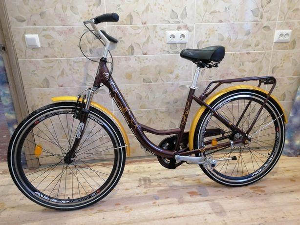 """Велосипед ARDIS Messina 2 26"""" 17"""" Коричневый"""