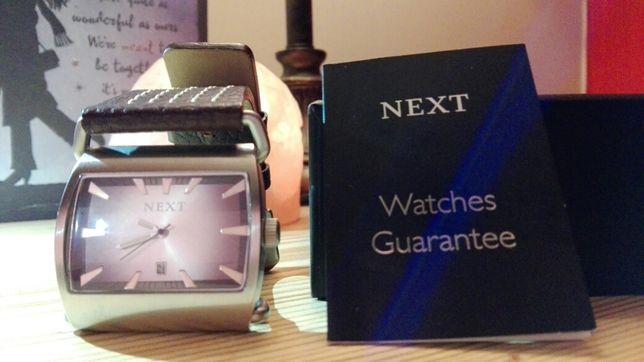 Nowy męski zegarek NEXT
