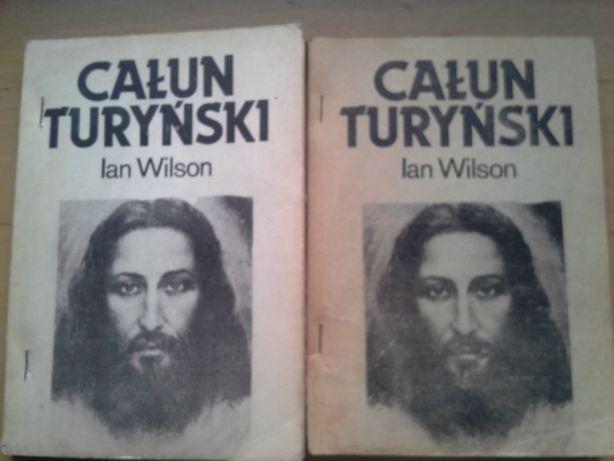 Całun Turyński, tom 1-2, Ian Wilson, 1978r.