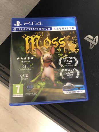 Продам гру Moss vr