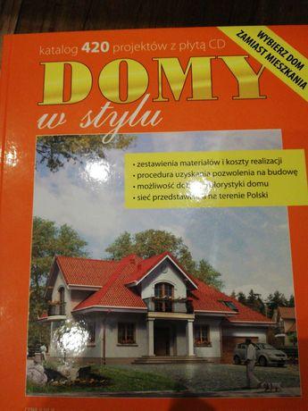 Dom domy projekt koszty materiały pozwolenia