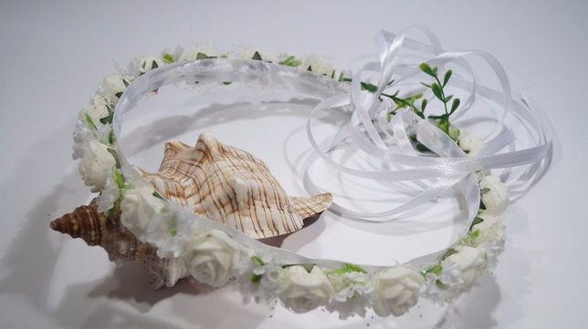 Wianek Ślub Komunia Św, Sesja