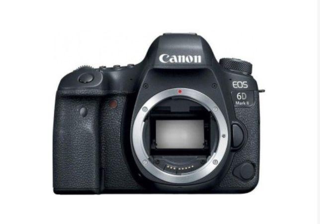 Canon 6d mark 2 полный кадр