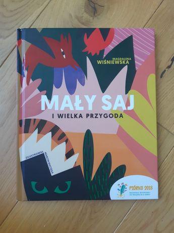 NOWA Mały Saj Magdalena Wiśniewska