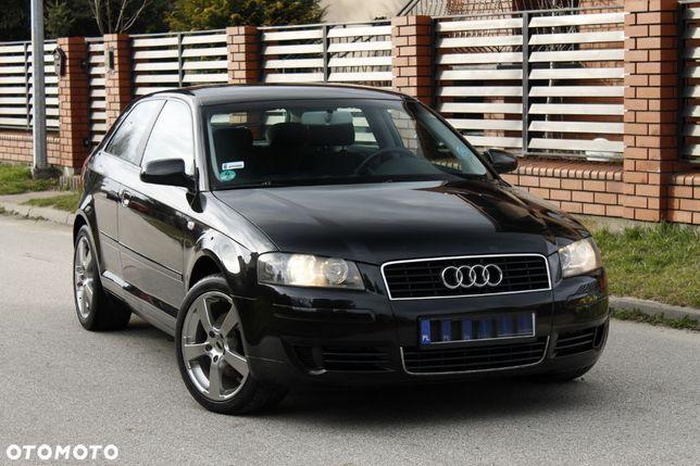 Audi A3 2.0 FSI 150KM Benzyna Klimatyzacja Stan Bardzo Dobry! Zadbana!