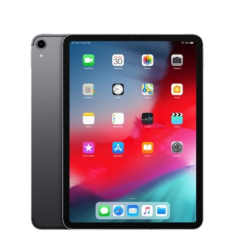 iPad Pro 11 2018 Wi-Fi + LTE 1TB Space Gray ОБМІН-ГАРАНТІЯ-КРЕДИТ-0%-
