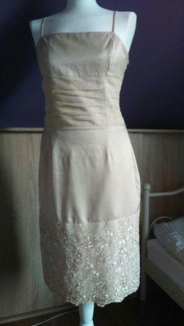 Sukienka z bolerkiem rozmiar 40