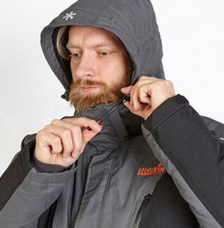 Зимний костюм Norfin дляОхотников, рыбаков! Водонепроницаемый, Дышащий