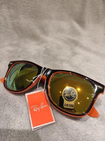 Okulary Ray-Ban przeciwsłoneczne