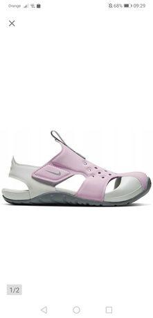 Sandałki Nike rozmiar 35 nowe.