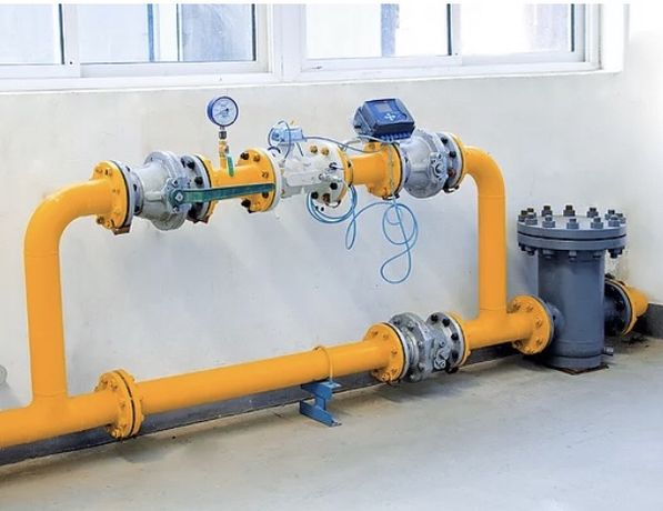 Projetista de redes de gás