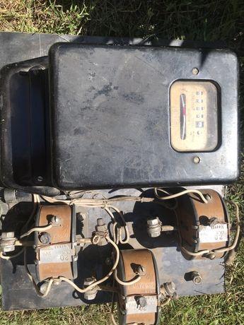 Трех фазный електросчетчик СА4У-И672М