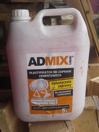 plastyfikator do zapraw cementowych 5 l
