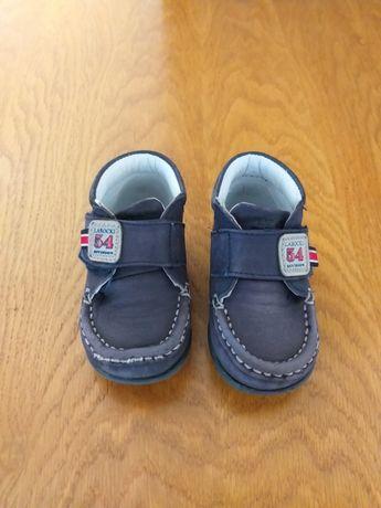 Кросівки дитячі шкіряні