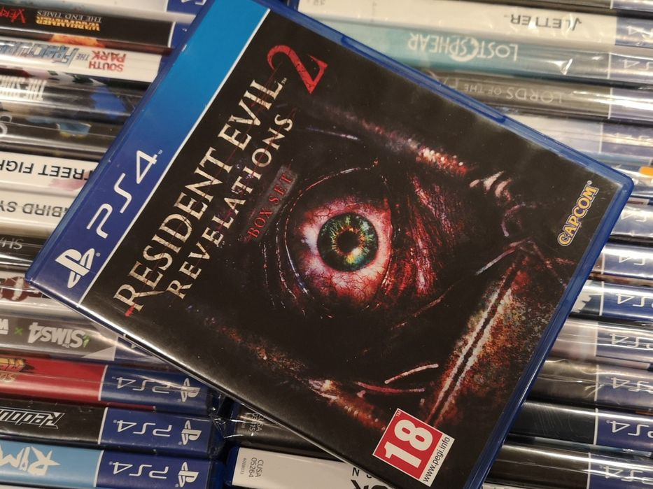 Resident Evil Revelations PS4 sklep Ursus Warszawa - image 1
