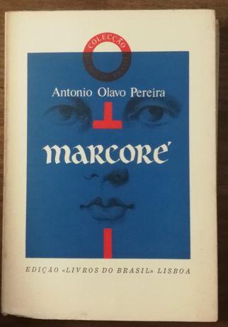 marcoré, antónio olavo pereira, livros do brasil