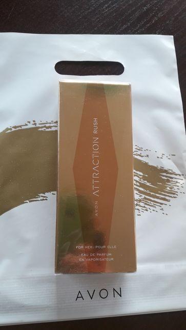 Avon Attraction Rush woda perfumowana