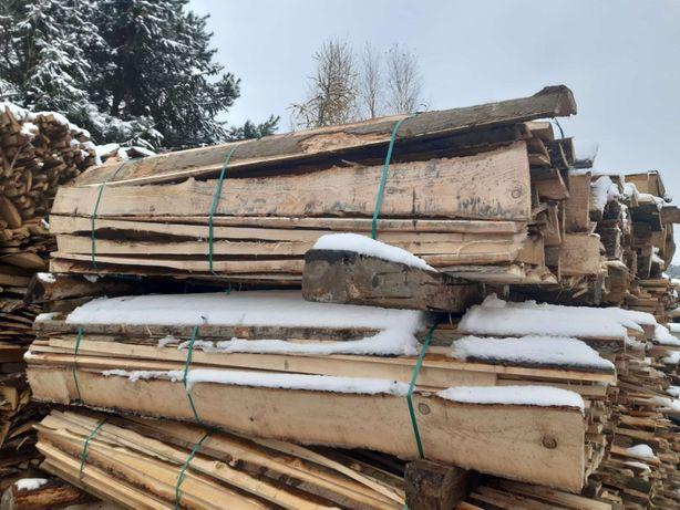 Drewno opałowe/deski/krokwie/więźba dachowa