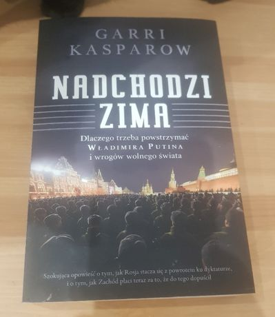 Garri Kasparow. Nadchodzi zima