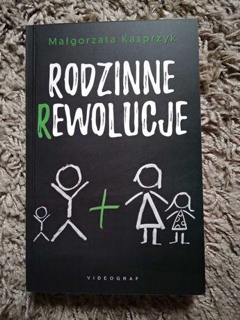 Rodzinne rewolucje - Małgorzata Kasprzyk