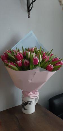 Тюльпаны Букеты опт