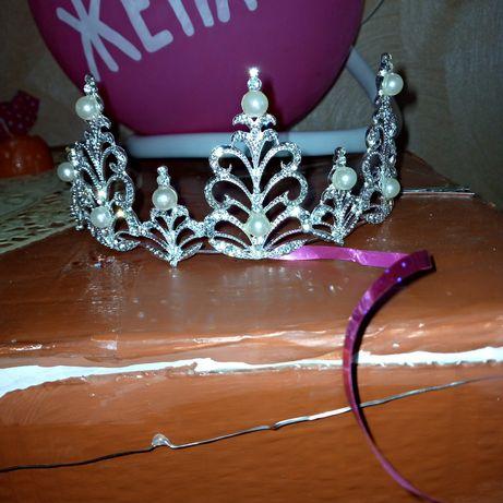 Корона свадебная продам или на прокат