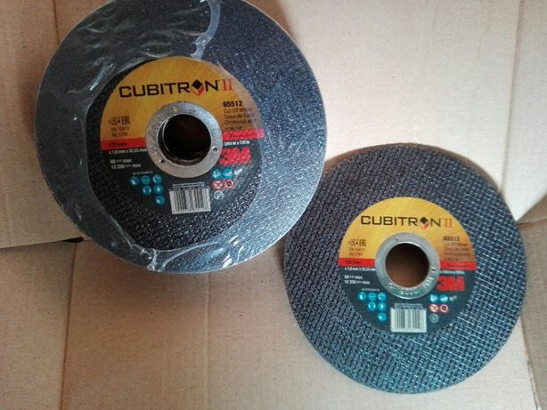 Круг диск отрезной 125мм 3М Cubitron II  1мм