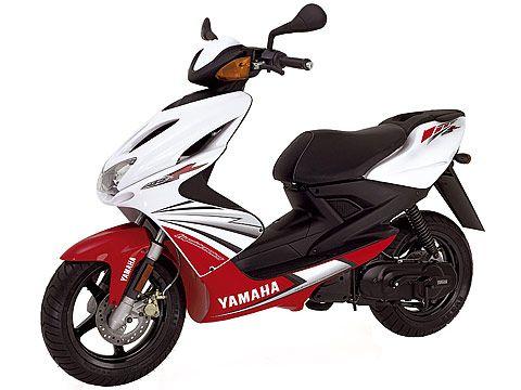 Yamaha aerox 50 wszytskie części
