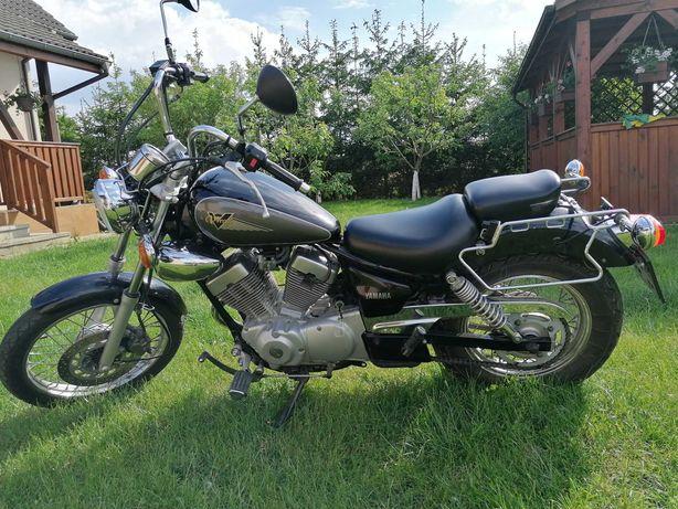 Motocykl Yamaha Virago