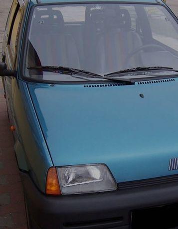 Dziadka Fiat Cinquecento.