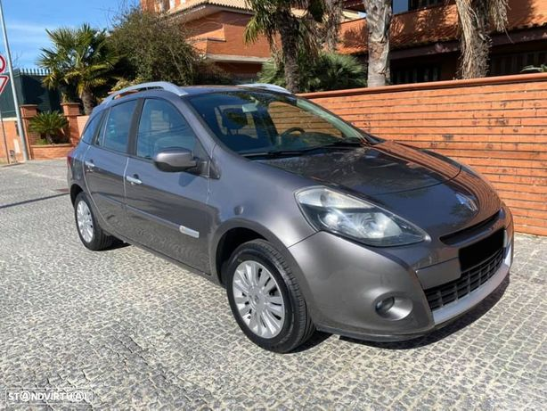 Renault Clio Break 1.2 16V Dynamique