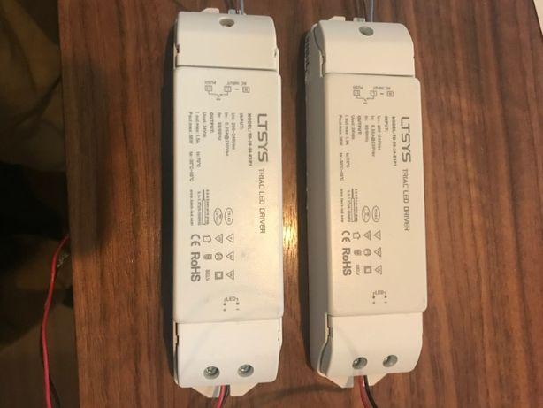 Zasilacz sterownik LTSYS LED TRIAC 36W 24V - TD-36-24-E1P1