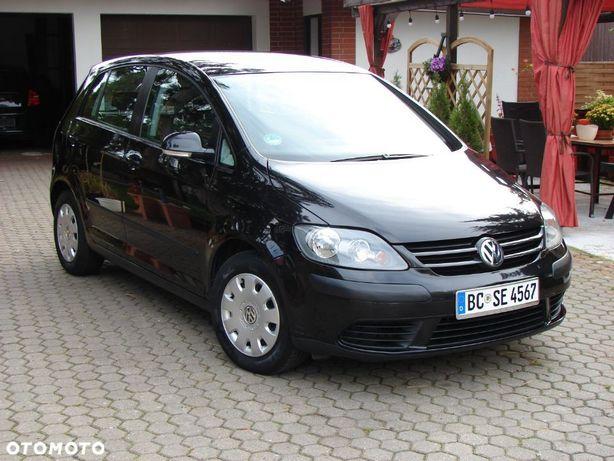 Volkswagen Golf Plus Opłaconyelektrykaklimaprosto Z Niemiec