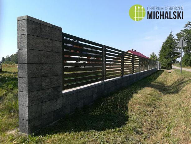 Panele, słupki ogrodzeniowe, stal, ogrodzenia kompleksowo