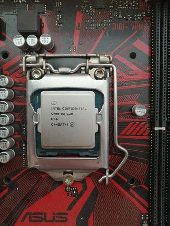 Процессор Intel Confidential QH8F s1151 i7 6700