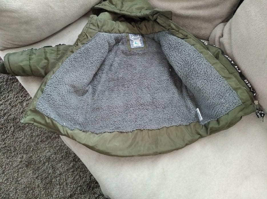 Zimowa kurtka dla chłopca rozmiar 92 ,98 Trzcianki - image 1