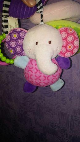 Іграшка для коляски Слоненя