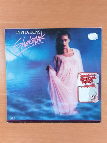 Shakatak - Invitations LP