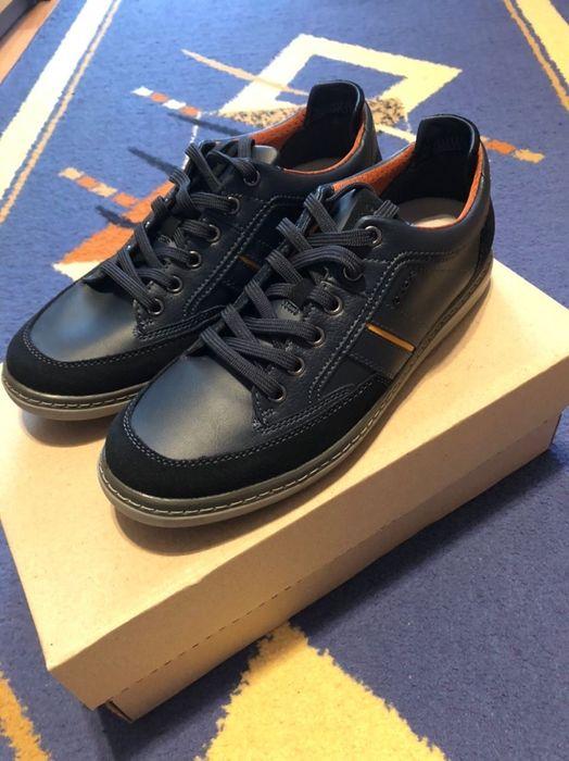 Продам обувь GEOX Вишневое - изображение 1