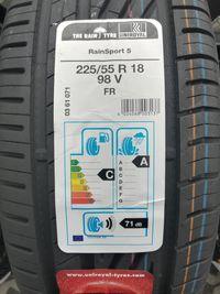 4x 225/55R18 Uniroyal RainSport 5 98V FR nowe opony letnie