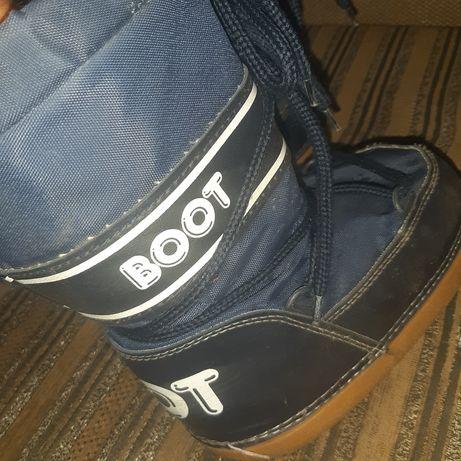 Boot луноходы бутики сапоги валенки размер 29-31