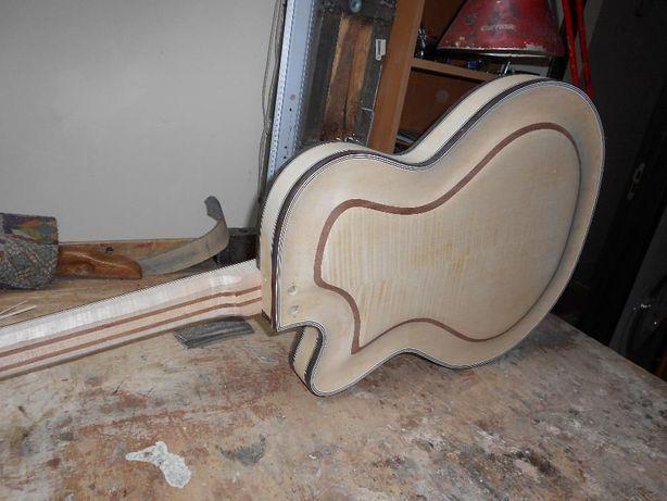 Профессиональный ремонт гитар