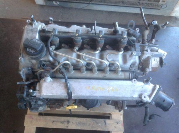 Kia Hyundai 1,6D форсунки D4FB двигатель головка разборка