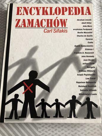 Książka Encyklopedia zamachów