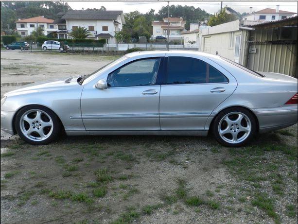 Variadíssimas peças, várias viaturas - novas e usadas- Mercedes W220