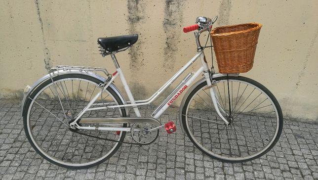 Bicicleta pasteleira Fundador estilo Janette