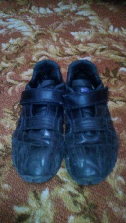 Кожаные кроссовки Lonsdale 37