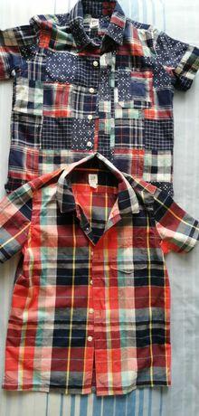 Camisas GAP Menino - 6/7 anos (120cm)