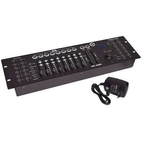 Profesjonalny sterownik DMX - DMX 240C /Kontroler/Sterownik DMX